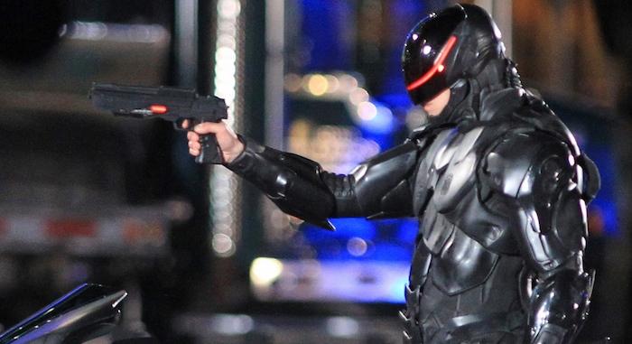 Trailer oficial del remake de Robocop