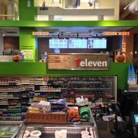 nuevo diseño de las tiendas 7 Eleven