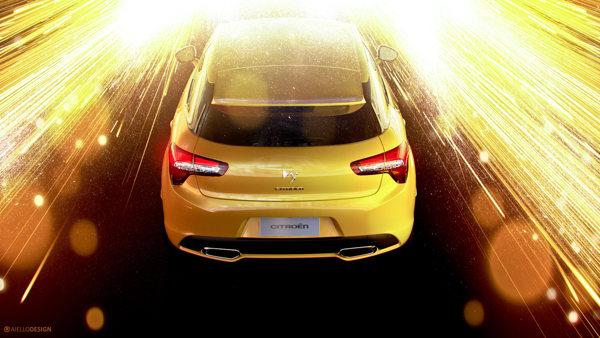 Renault Citroen CGI