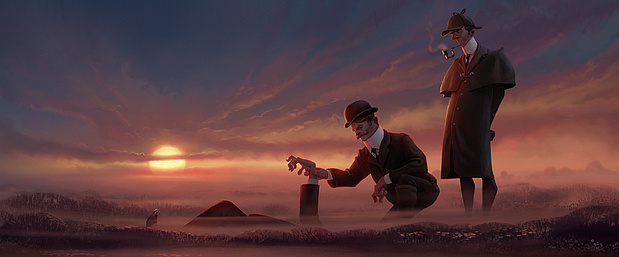 Ilustraciones digitales Szymon Biernacki 5