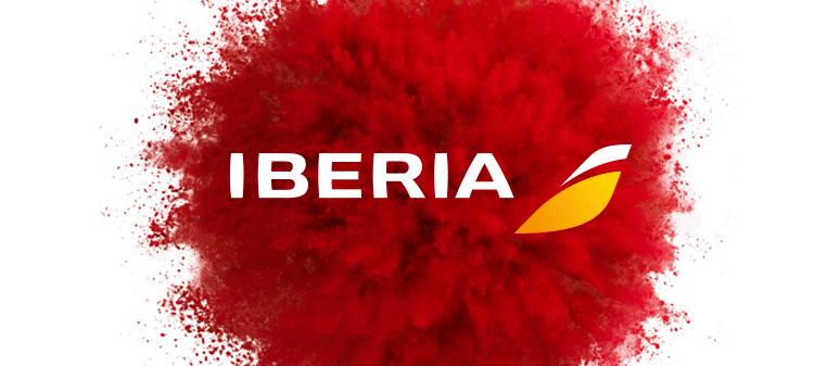 Nueva identidad de la aerolinea Iberia