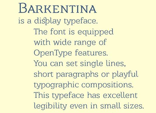 Barkentina