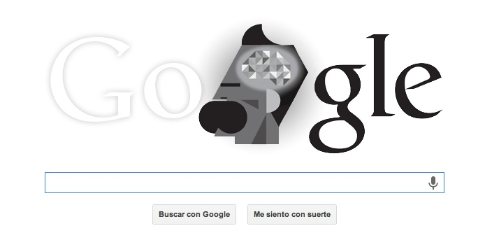 Google Doodle en honor a Friedrich Nietzsche