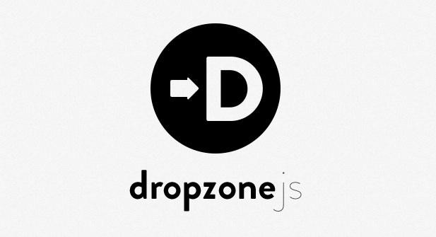 Dropzone para subir archivos usando Drag