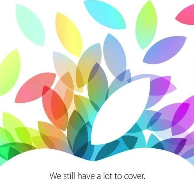Evento de Apple con novedades de iPad y Mac