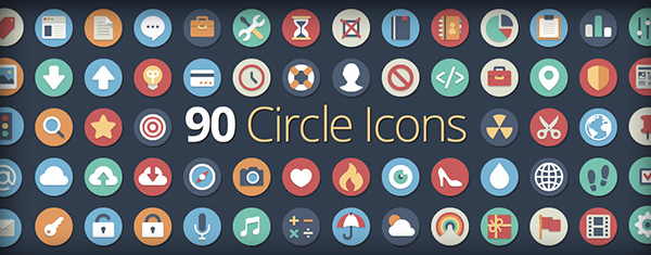 Iconos flat gratuitos