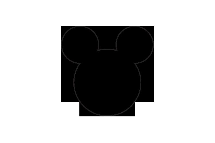 Logos excesivamente minimalistas, Disney