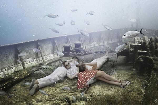 mohawk fotos bajo el agua 4