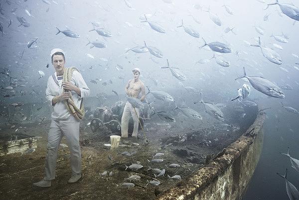 mohawk fotos bajo el agua 6