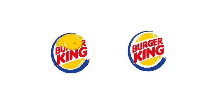 Parodias de logos Burger King