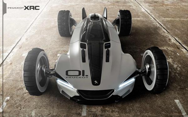 Peugeot XRC CGI