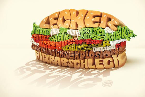ejemplos de publicidad de comida