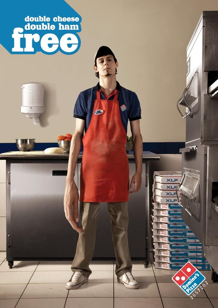 publicidad comida dominos