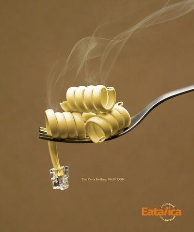 publicidad comida eatalica