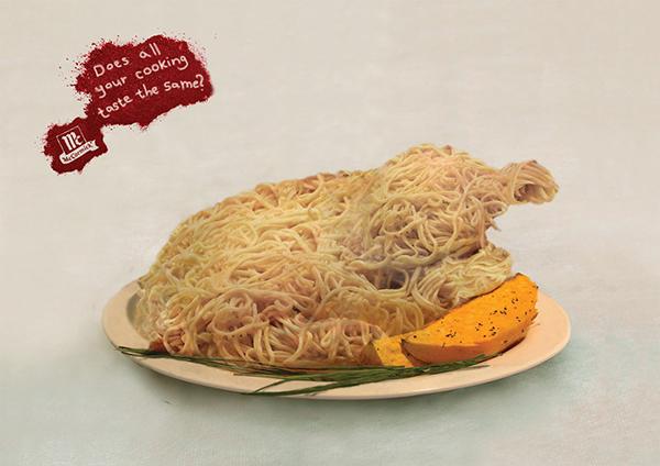 publicidad comida mc cormick 2