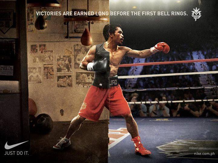 Ejemplos de publicidad de Nike 16