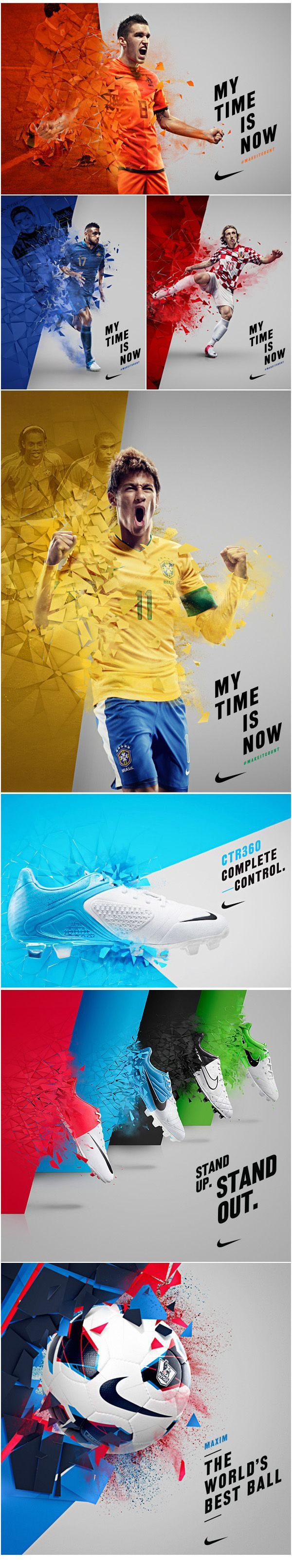publicidad de Nike 32
