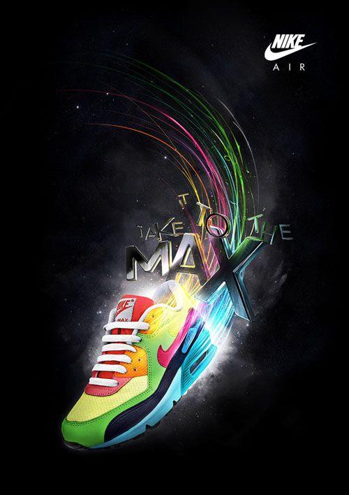 monstruo sabiduría solo  70 Ejemplos de publicidad de Nike - Frogx Three