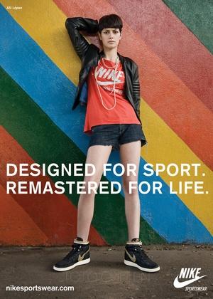 publicidad de Nike 43