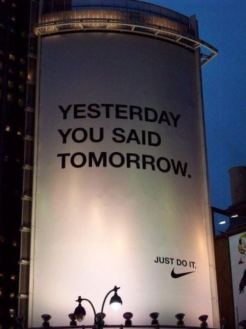 publicidad de Nike 60