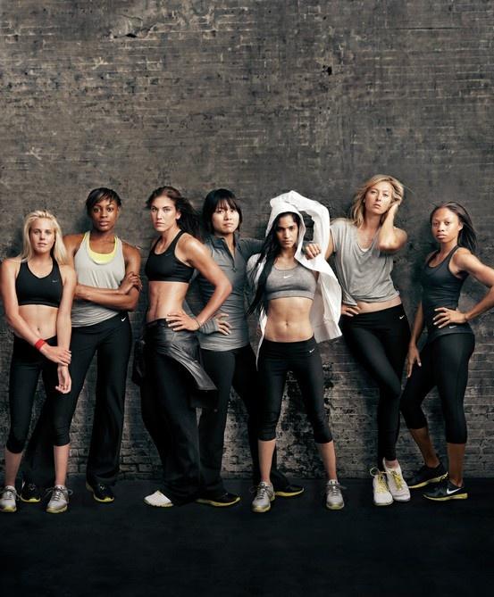 publicidad de Nike 64