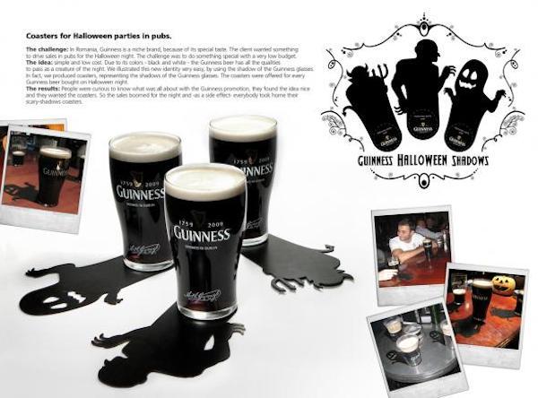 Publicidad de Guinness