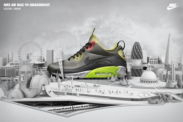 publicidad tennis nike sneakerboots 2