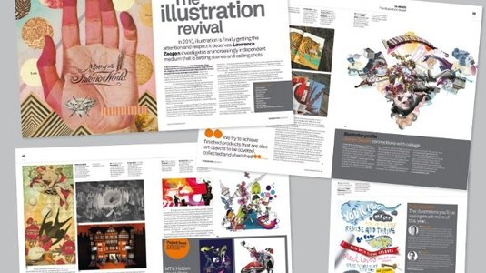 Diseñar una revista con multiples paginas con InDesign