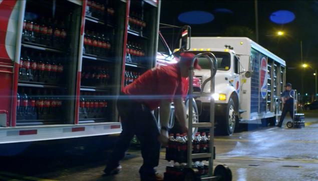 Comercial prohibido contra Coca Cola y Pepsi