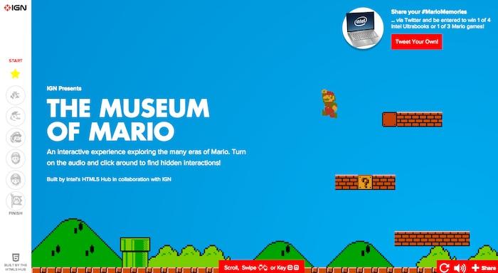 Museo de Mario Bros