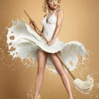 vestidos de leche 1