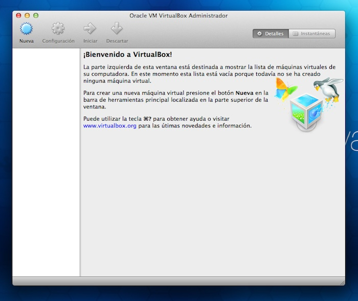 Como instalar Internet Explorer en Mac, virtualbox