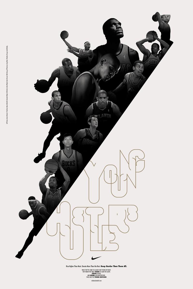 poster de Nike