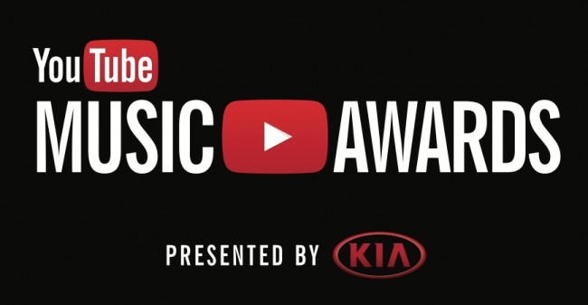 YouTube Music Awards 2013