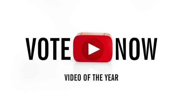 Nominados de los YouTube Music Awards