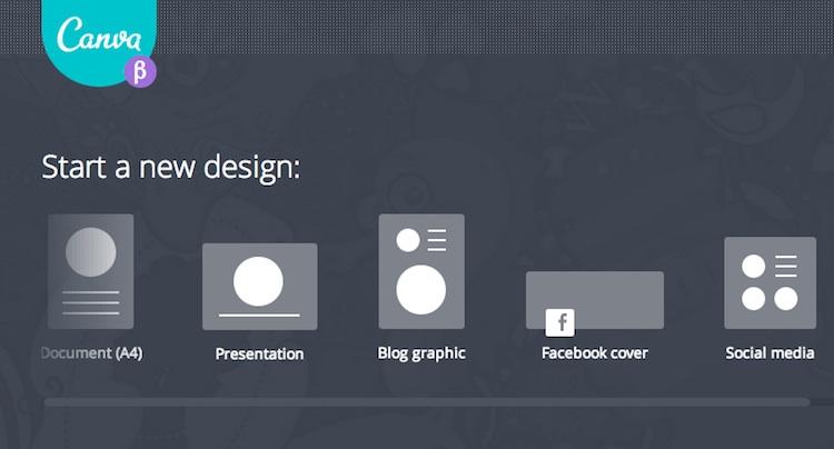 Canva una plataforma para diseñadores gráficos en linea