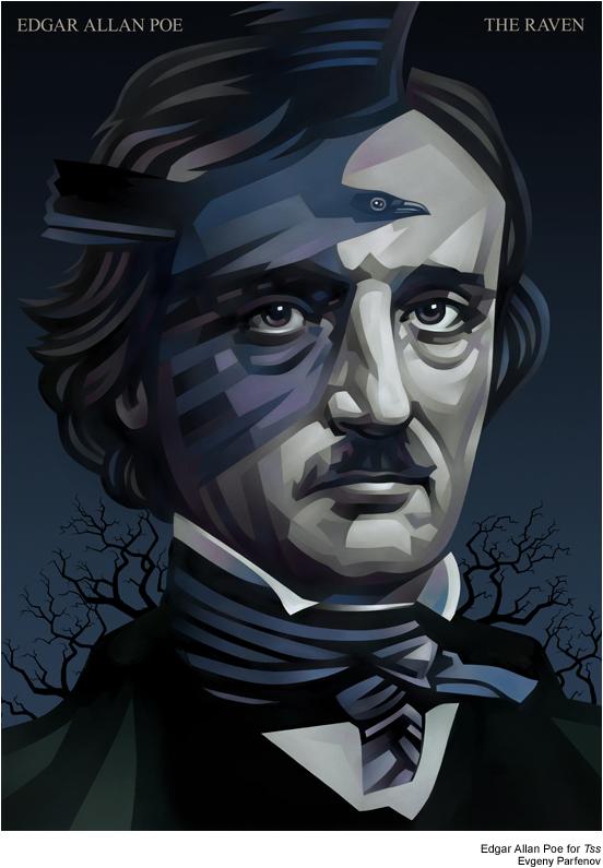 Poster de Edgar Allen Poe