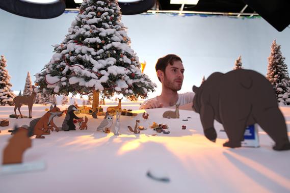 Comercial navideño de John Lewis 1