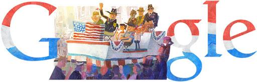 Celebración del día de los veteranos 2013