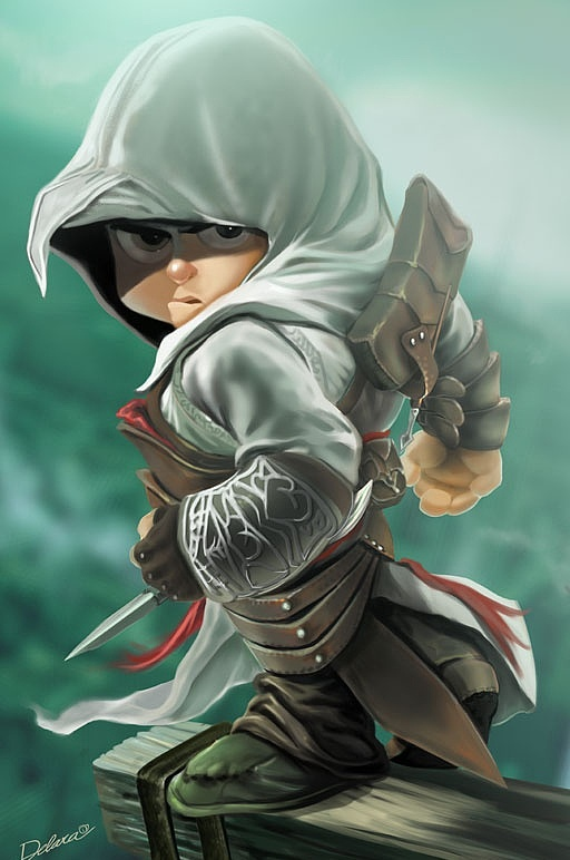 Mini Assassins Creed