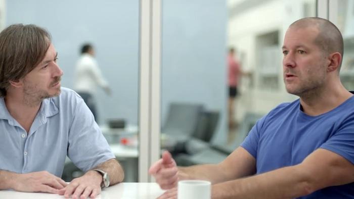 Entrevista a Jonathan Ive y Marc Newson