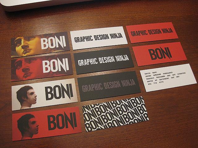 Diseñador Gráfico Boni