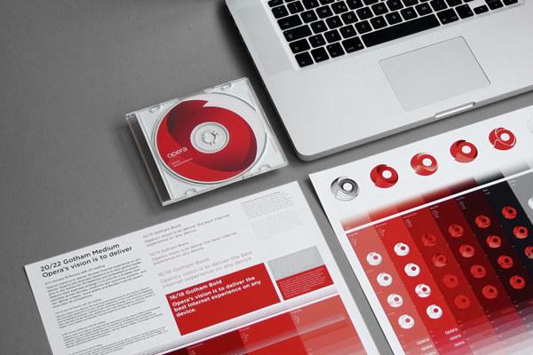 Branding de opera aplicaciones