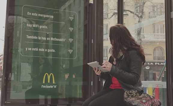 Videos de ambient marketing