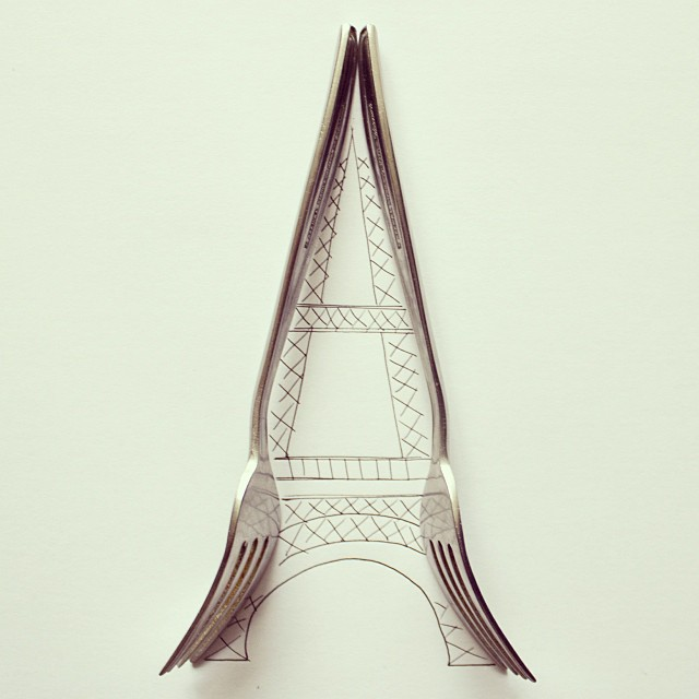 fotos conceptuales torre eiffel