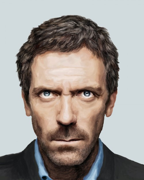 Hugh Laurie por Paranoid City