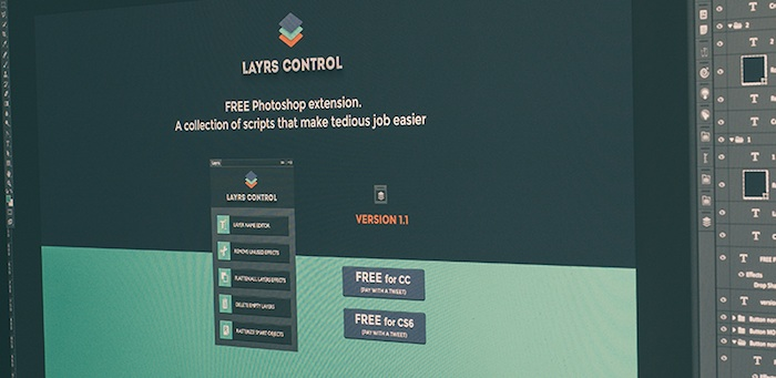 layrs control plugin photoshop