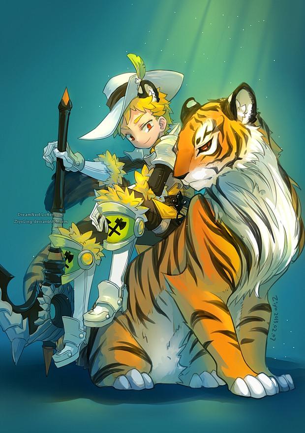 manga tigre