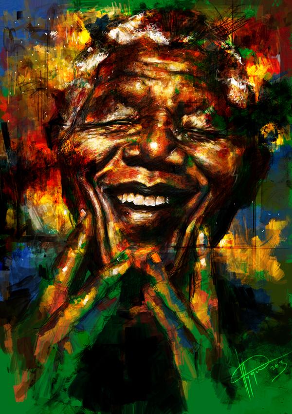 Murió Nelson Mandela