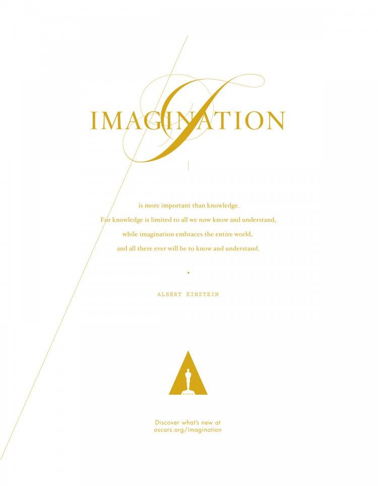 nuevo logo de Los Oscars aplicaciones 2